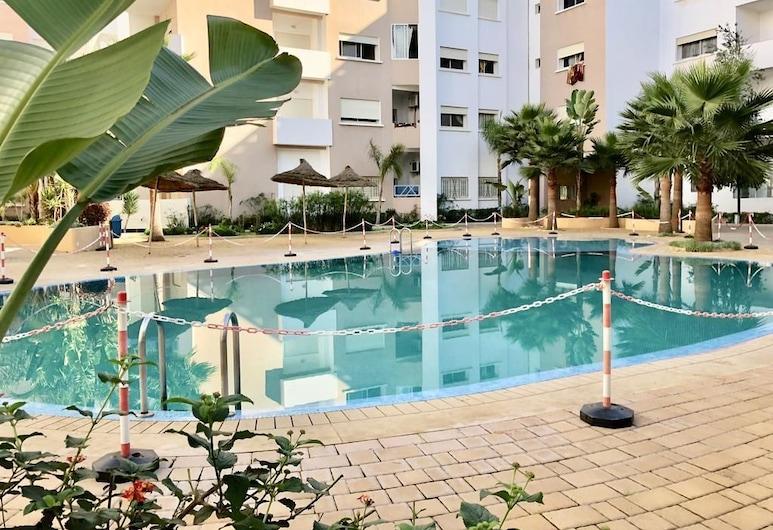 Appartement Les Perles De Nouaceur, Nouaceur, สระว่ายน้ำกลางแจ้ง