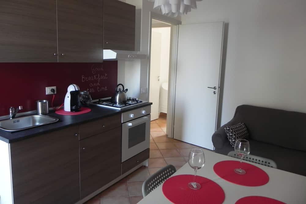 Apartment Leo - Khu phòng khách