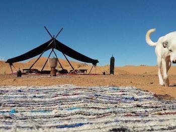 Bild vom Pueblo Touareg in Taouz