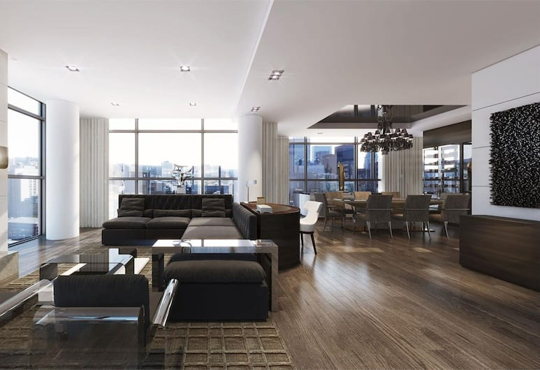 Adelaide Executive Suites offered by Short Term Stays, Toronto