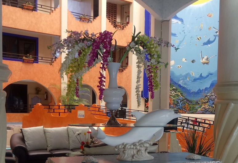 Hotel Real del Mar, Tecolutla, Eingangsbereich