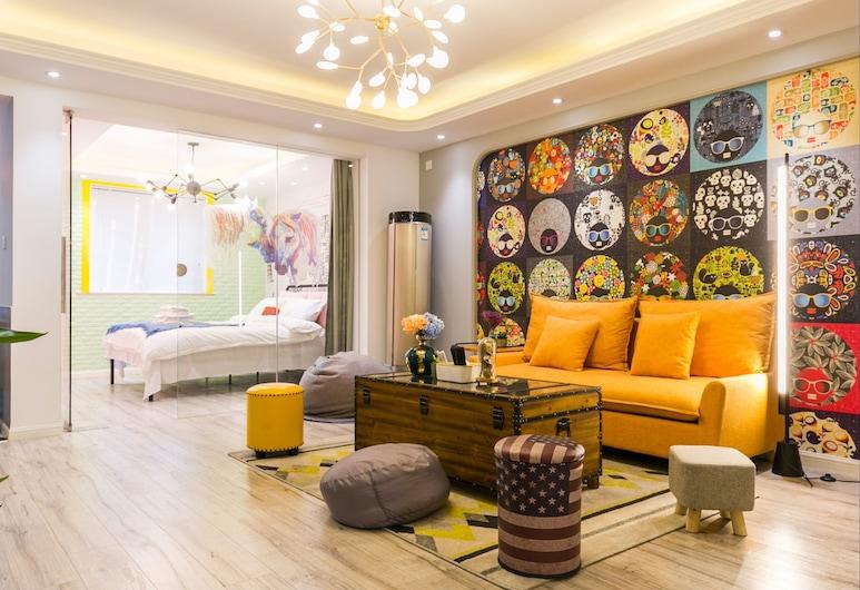 亨利公寓-泰康路 3 房, 上海市
