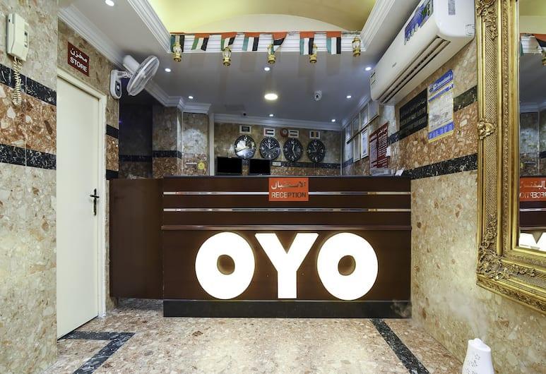 OYO 140 Al Hashemi Hotel, Dubajus, Registratūra