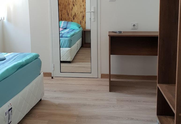 Haus Baron 5, Dortmund, Basic egyágyas szoba, Vendégszoba kilátása