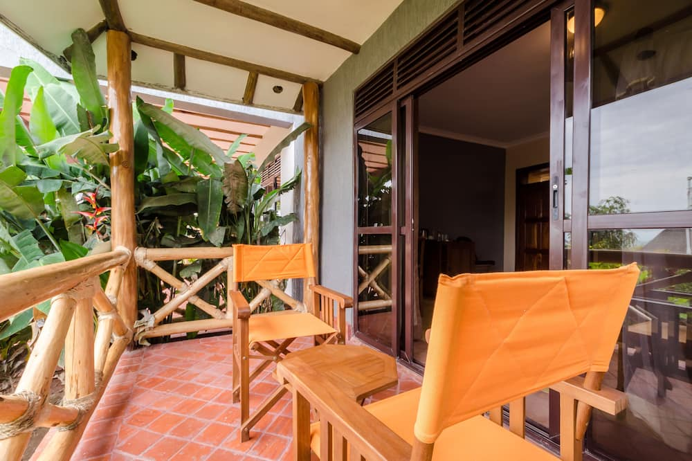 Deluxe Double Cottage - Balcony