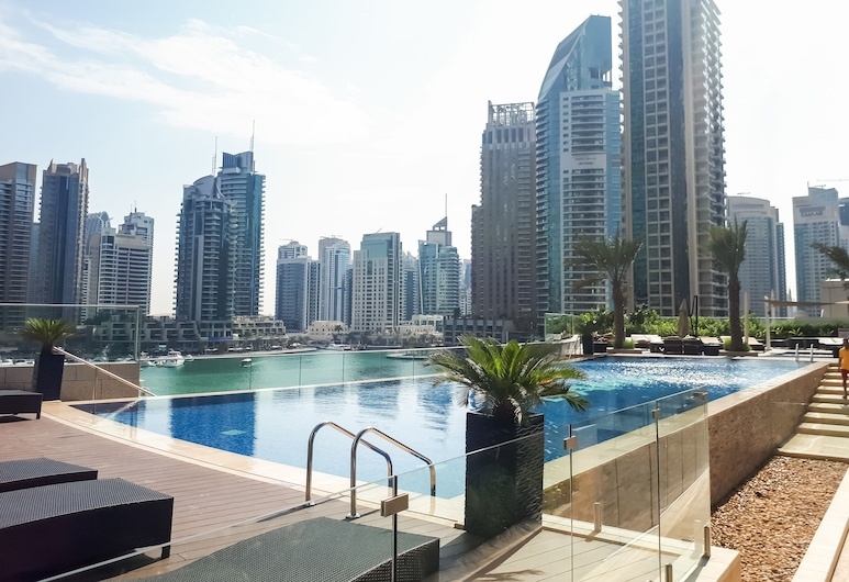 HiGuests Vacation Homes - Damac Heights, Dubajus