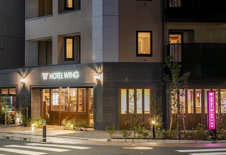 Hotel Wing International Select Ikebukuro, Tokyo, Exterior