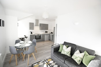 Image de Willow Serviced Apartments - The Walk à Cardiff