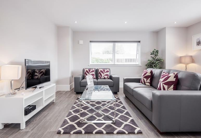 Roomspace Apartments -The Legacy, Hove