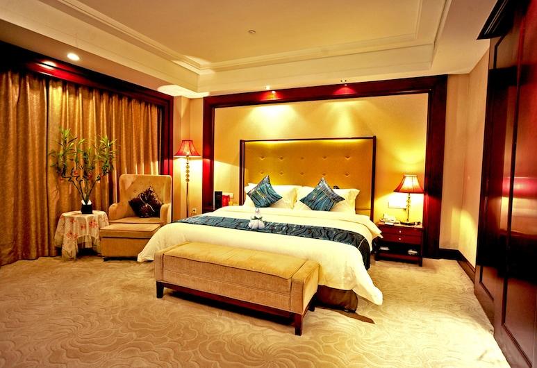 Hubei Huatian Hotel, Wuhan, Suite Exécutive, Chambre