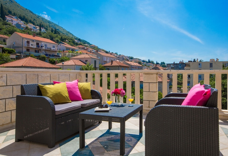 City Apartments Lani 3, Dubrovnik, Apartment, 2 Bedrooms, Terrace/Patio