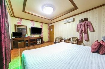 統營諾曼德桑汽車旅館的圖片