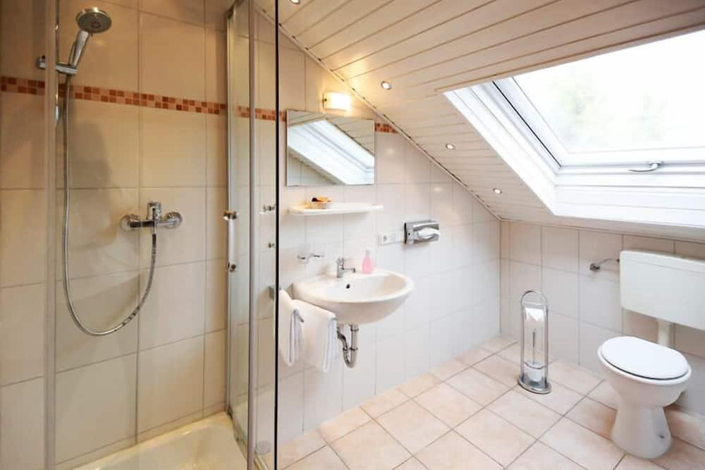 Camera doppia, 1 letto matrimoniale - Bagno
