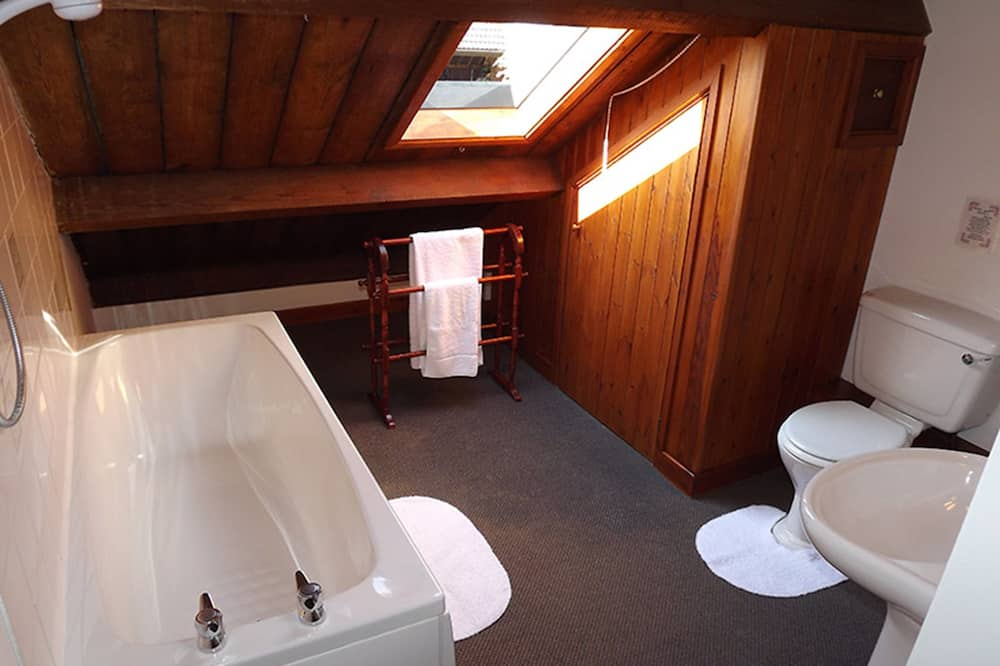 Ferienhaus, 3Schlafzimmer - Badezimmer