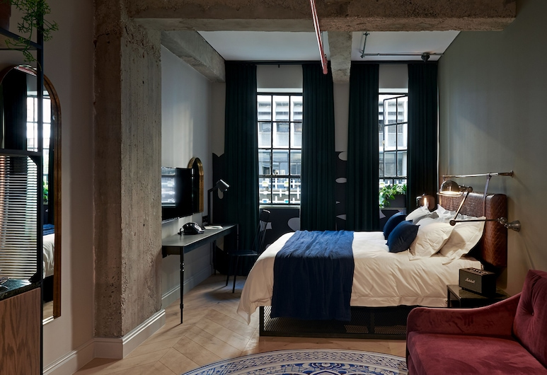 Gorgeous George by Design Hotels™, Cape Town, Studio, Guest Room