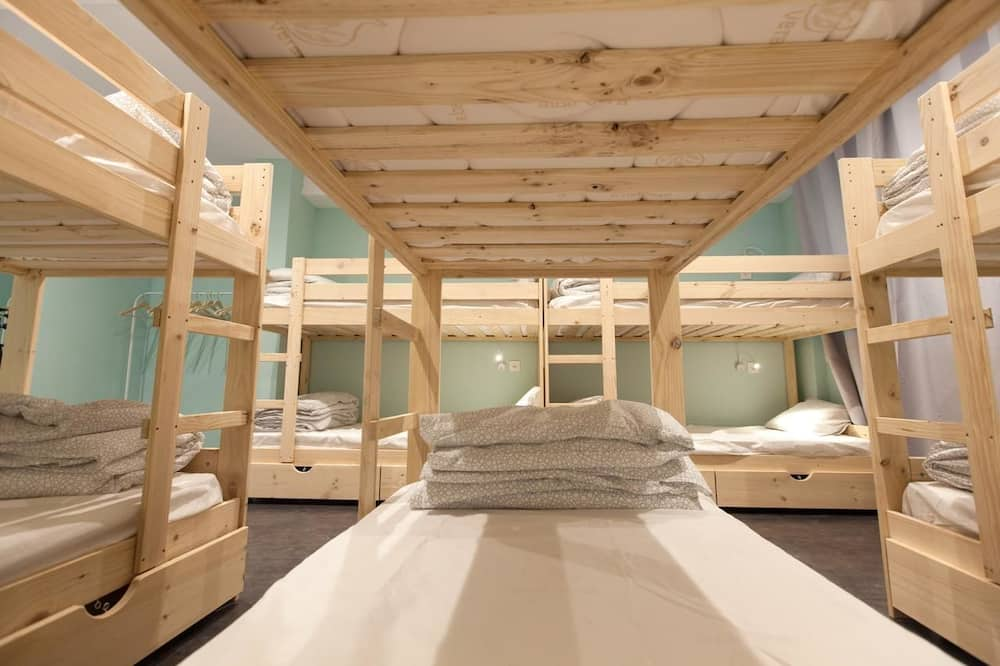ห้องพักรวม, หอพักรวม (1 bed in a 10-Bed Dormitory Room) - ห้องพัก