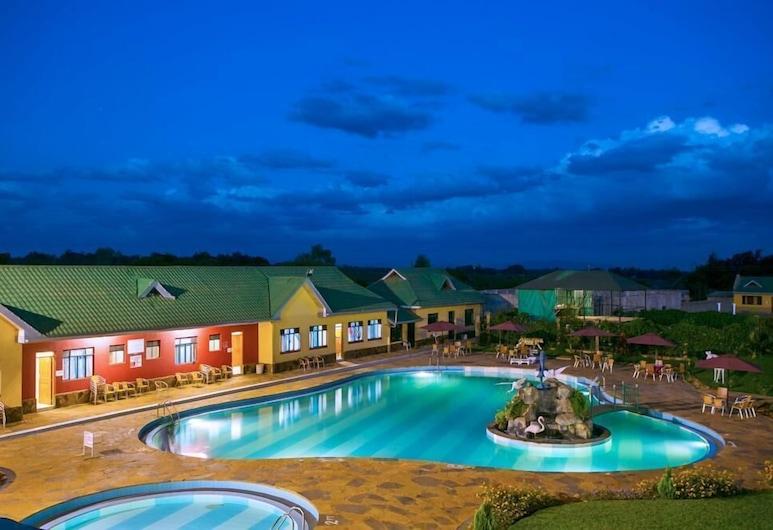 Nice Digital Hotel Mwea, Nairobi, Aerial View
