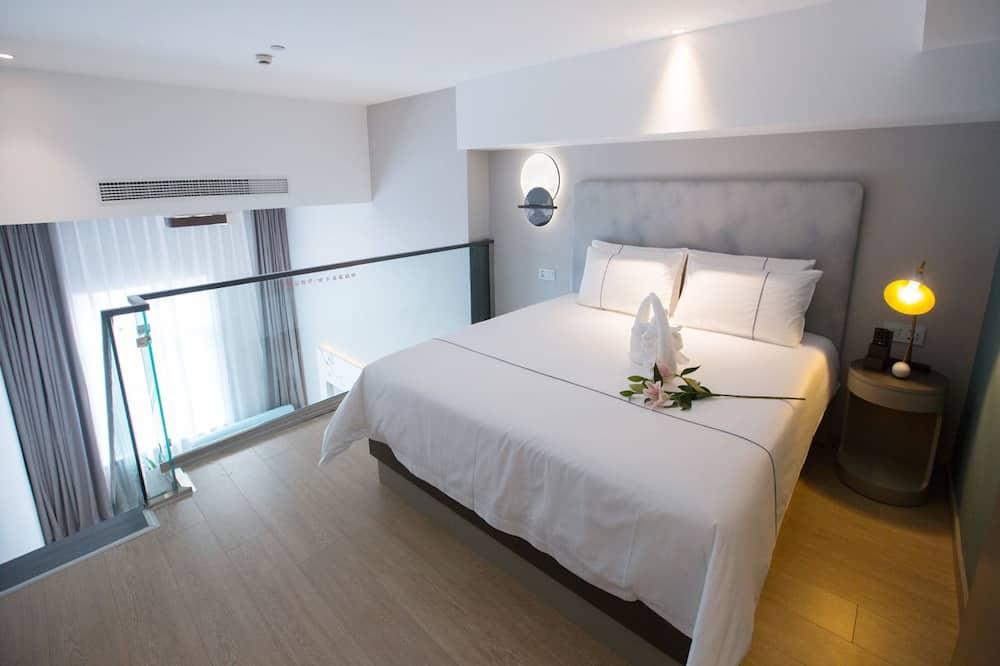 לופט ביזנס (A) - חדר אורחים