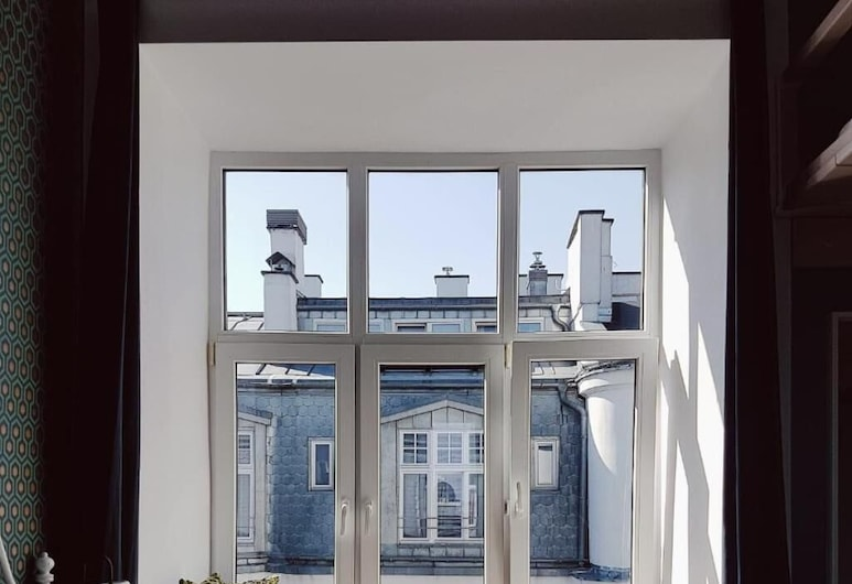 Apartament na Wilczej, Varsova, Huone