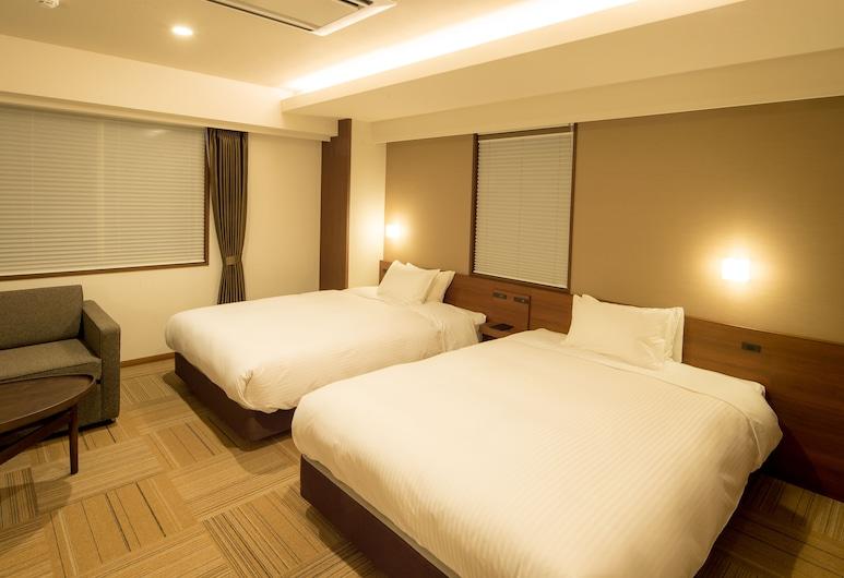 Hotel Munin Furano, Furano, Chambre avec lits jumeaux (Large), Chambre