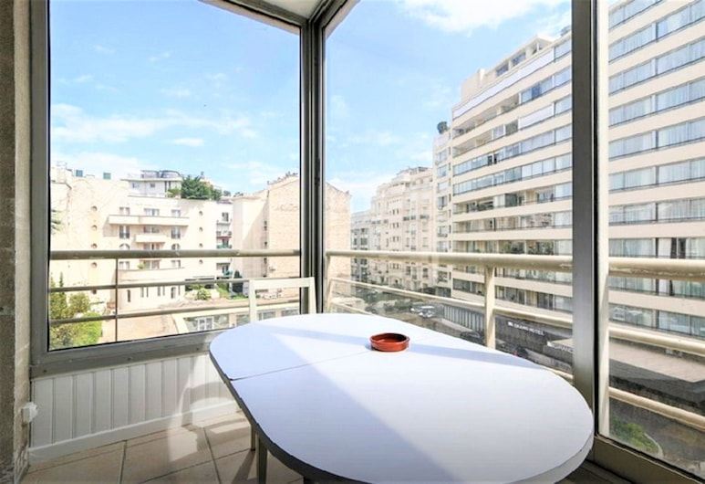 Central 1 Bedroom in Luxurious Residence, Cannes, Comfort-íbúð, Svalir