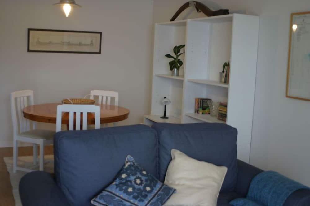 Apartmán, 1 spálňa, balkón, výhľad na more - Obývačka