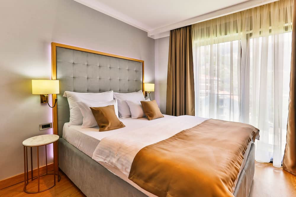 Economy Double Room - Hill view