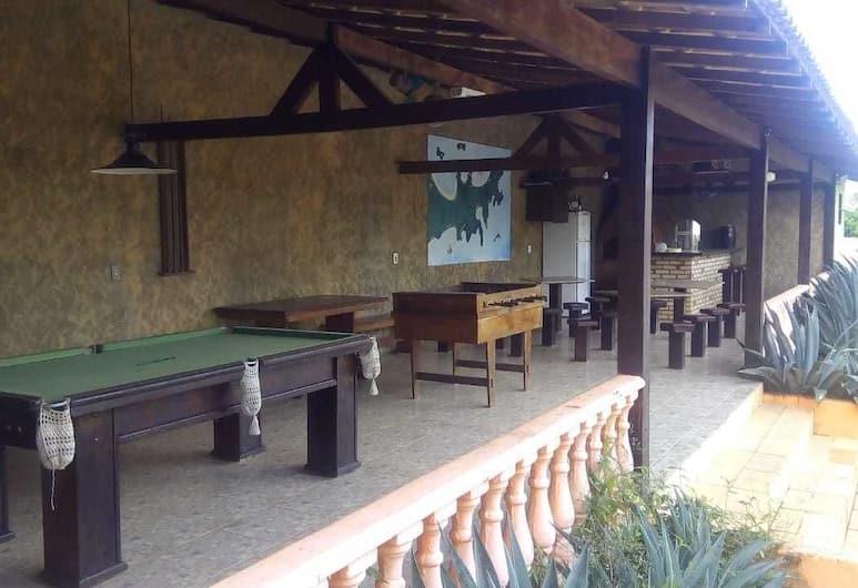 Pousada Villa Verde, Buzios, Biliardo