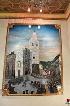 Fotografia hotela (Hotel La Basílica Quito) v meste Quito