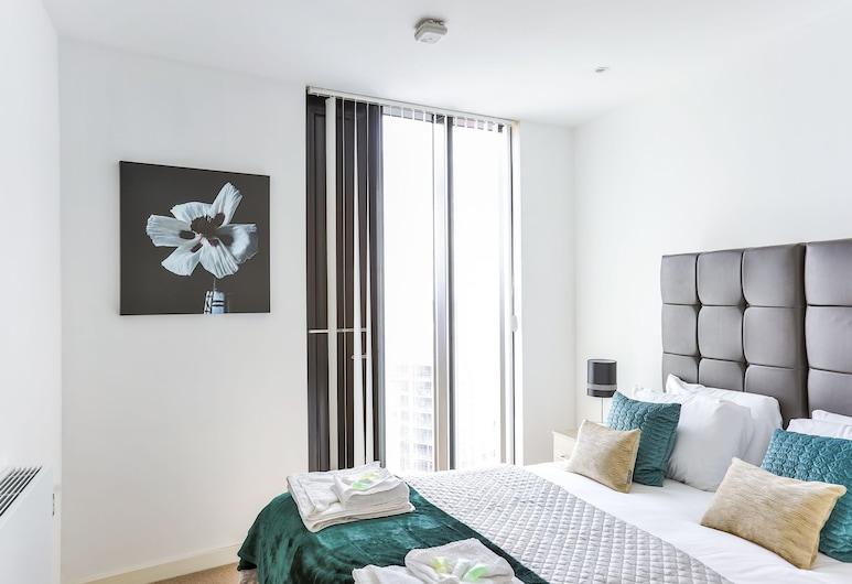 High Living Cosy Flat Next to Zone 1, London, City-Apartment, Mehrere Betten, Nichtraucher, Zimmer