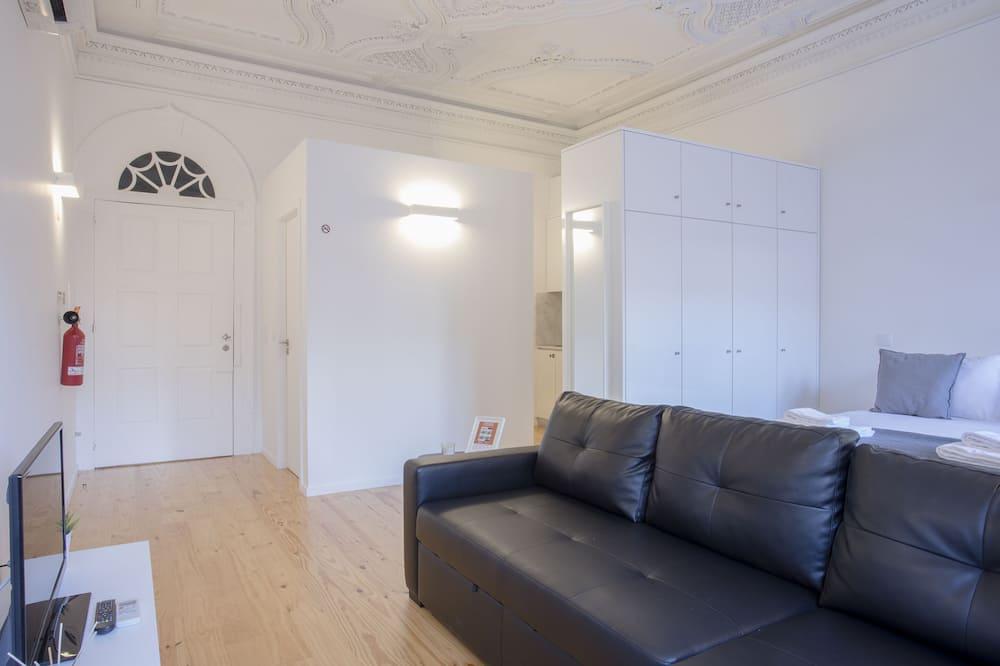Comfort Studio, City View - Living Area