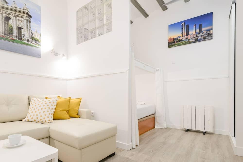 開放式客房, 1 張標準雙人床及 1 張梳化床, 獨立浴室 - 客房景觀