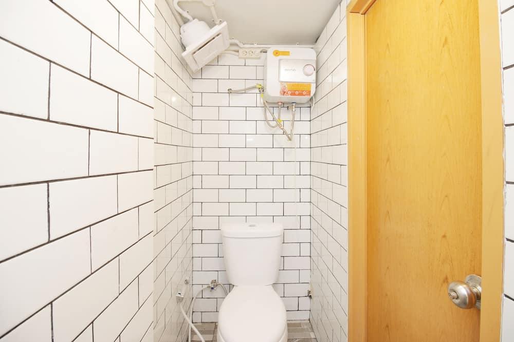 ダブルルーム ダブルベッド 1 台 - バスルーム