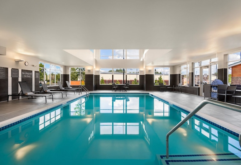Residence Inn by Marriott Portland Vancouver, Vancouver, Unutarnji bazen