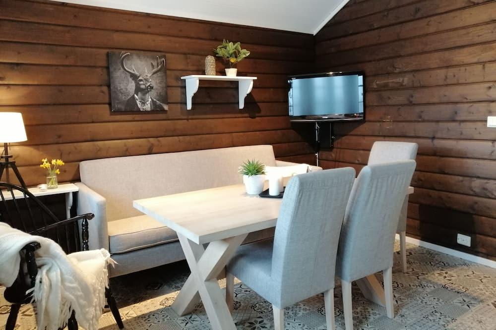 Cottage, 3 Bedrooms, Sea View (Vaula) - Living Room
