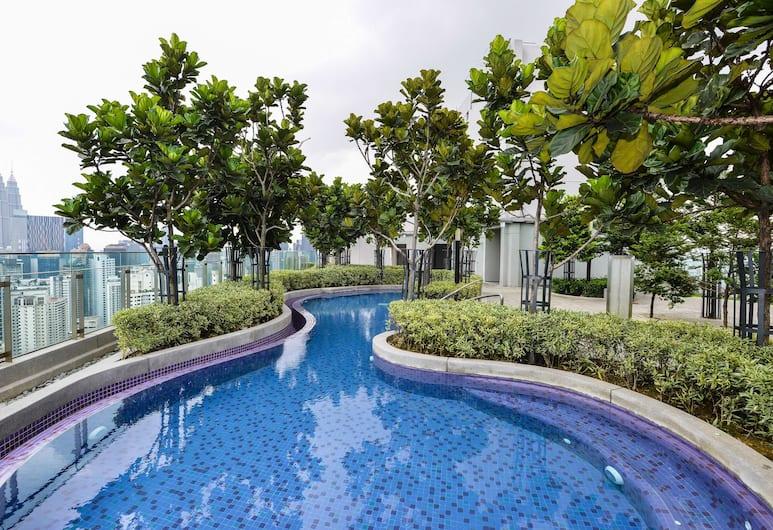 OYO Home 450 Exotic 1BR Robertson, Kuala Lumpur
