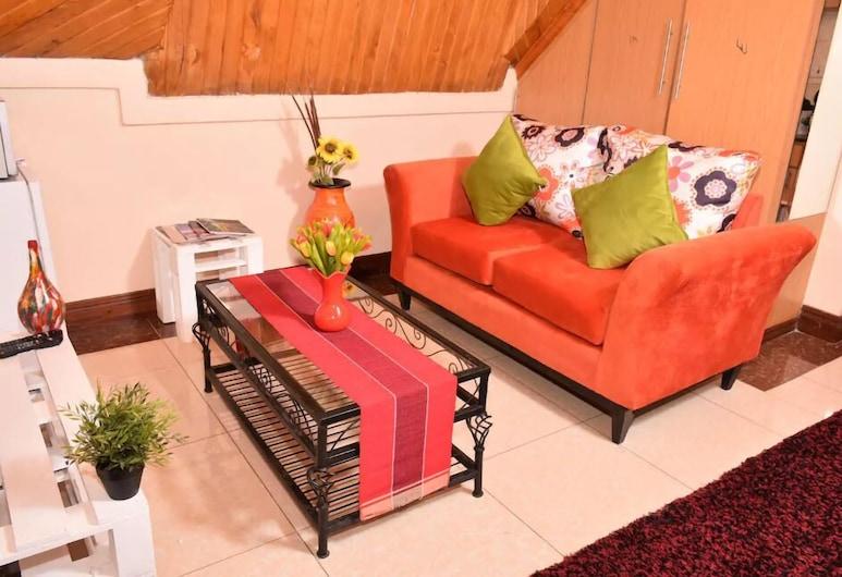 Sherry Homes Zuri Studio, ไนโรบี, อพาร์ทเมนท์, เตียงใหญ่ 1 เตียง, ปลอดบุหรี่, พื้นที่นั่งเล่น