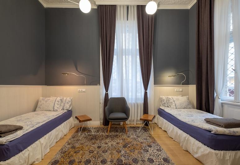 Temptation in Sofia, Sofia, Comfort Twin Room, Guest Room