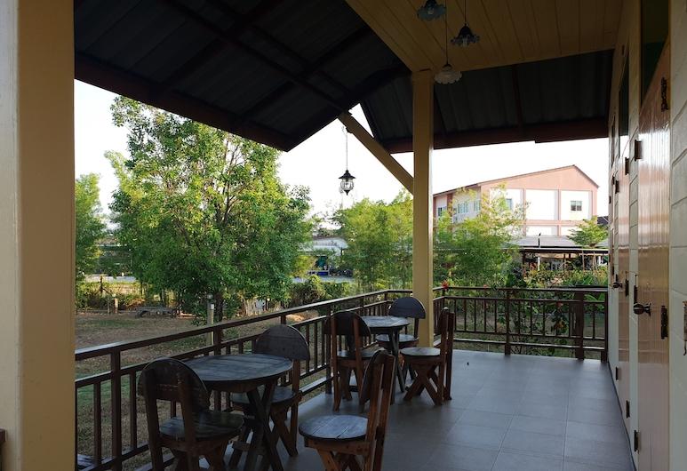 Benjapirom Private House, Chanthaburi, Terrasse/Patio