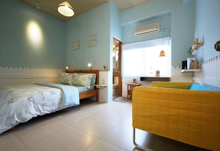 Hu Xi Homestay, Ji'an, Comfort Double Room, 1 Double Bed, Non Smoking, Guest Room