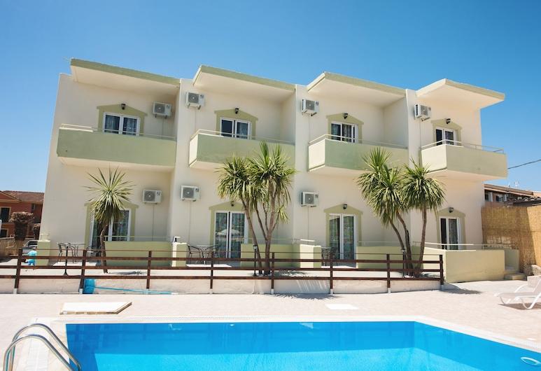 Sidari Inn Aparthotel, Korfu