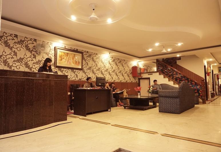 Hotel Royal Holidays, New Delhi, Frukostområde