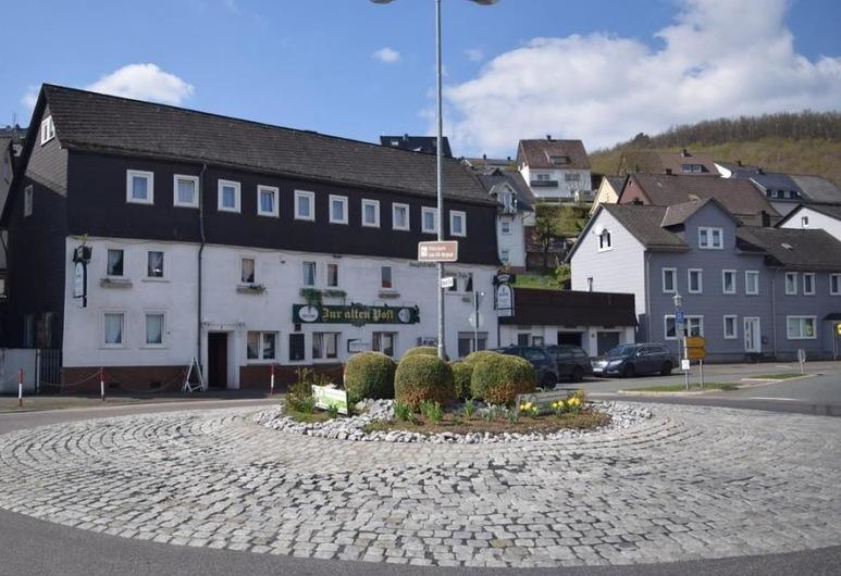 Zur Alten Post Da Elisa, Eschenburg, Außenbereich