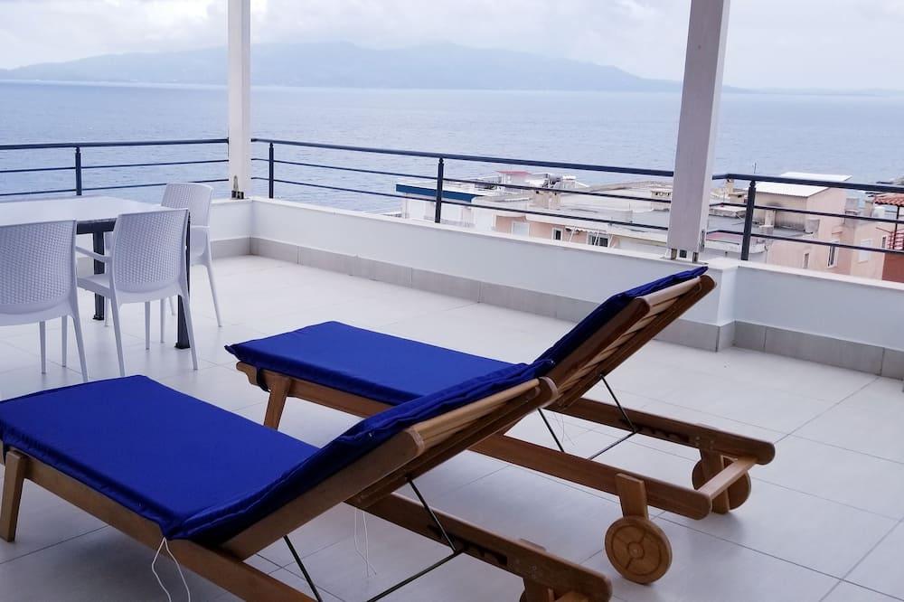 Penthouse, Sea View - Terrace/Patio