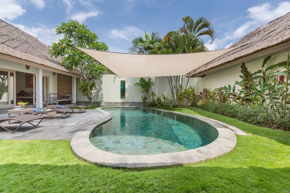 Willa standardowa, 3 sypialnie, prywatny basen - Prywatny basen