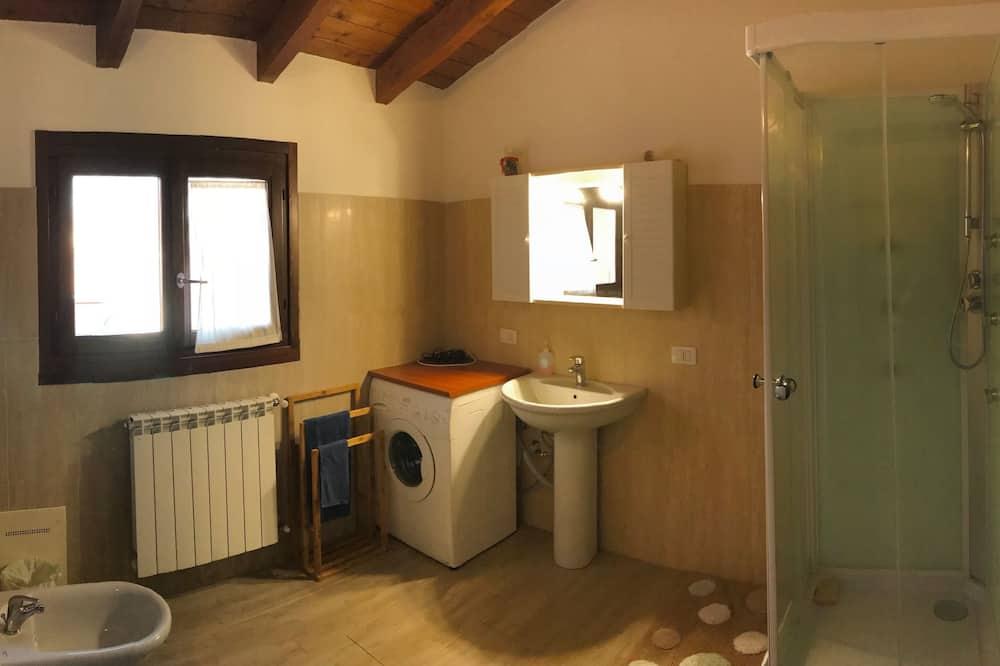 高級樓中樓客房 - 浴室
