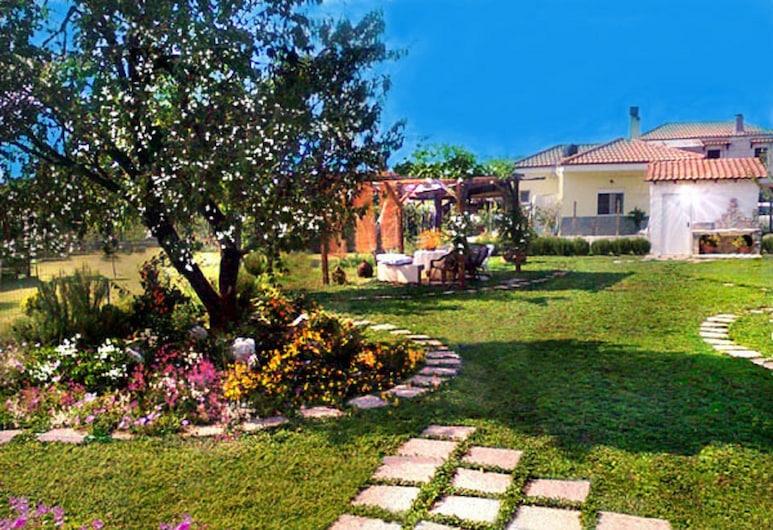 Anastasia Gardens Villa, Tempi, Traditional Villa, 3 Bedrooms, Accessible, Garden View, Garden View