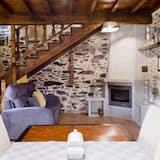 Apartmán, 2 ložnice, 2 koupelny (Compostela) - Obývací pokoj