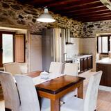 Apartmán, 2 ložnice, 2 koupelny (Compostela) - Stravování na pokoji