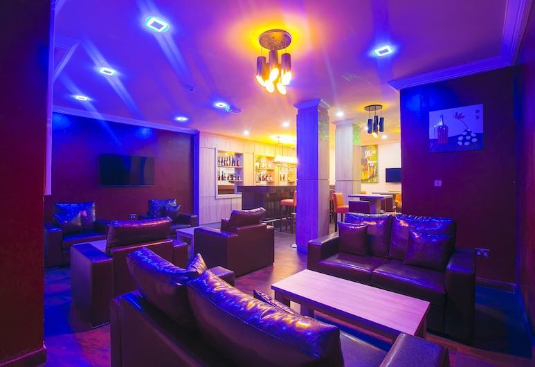 BON Hotel Elvis, אבוג'ה, טרקלין המלון